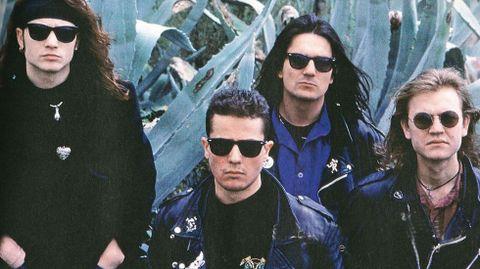 Heroes del Silencio en 1990
