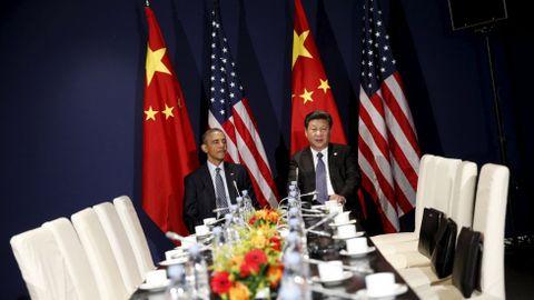 Estados Unidos y China contaminan más que el resto de países juntos.