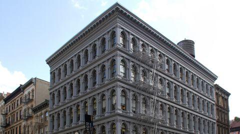 Edificio Haughwout en Nueva York, por un importe de 145 millones de dólares (133 millones de euros).