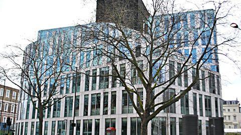 Otro edificio en el barrio londinense de St James, la sede de la multinacional minera Rio Tinto por 335 millones de euros, con 11.000 metros cuadrados de superficie alquilable.