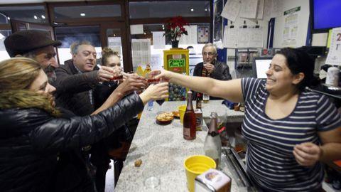 Fiesta en San Clodio.