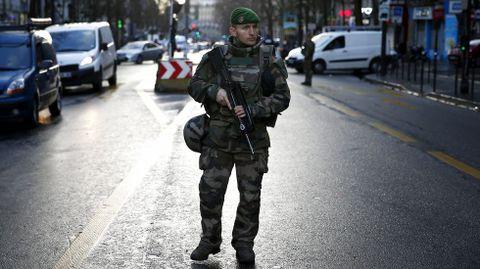 Hoy se conmemora el primer aniversario del atentado yihadista contra el semanario satírico «Charlie Hebdo».