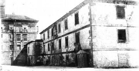 El edificio de la antigua prisión del Parrote fue demolido en 1928, un año después de la apertura de la cárcel de la Torre.