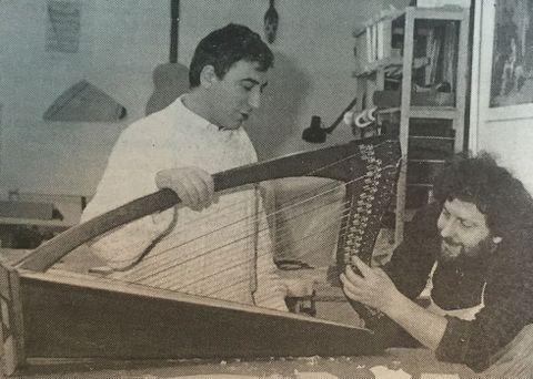 Rodrigo Romaní inició la dirección de curso en 1993.