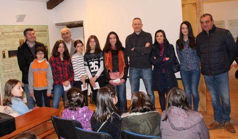 El Concello apoyó el trabajo audiovisual de las jóvenes.
