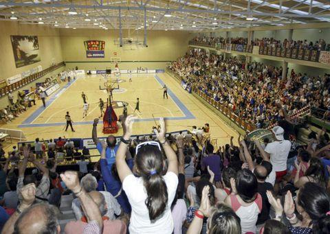 El Peixe vivirá un momento histórico, como el jugado en la final del Campeonato de España cadete.