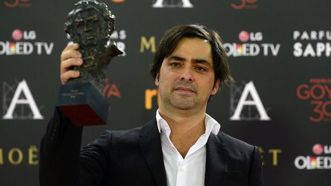 El productor francés, Charles Gillibert, Goya a la mejor película europea por «Mustang»