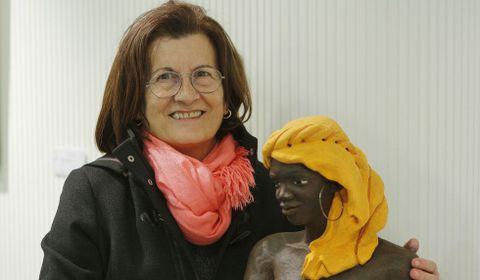 Susi Babío inaugurará el jueves su nueva muestra, formada por once piezas
