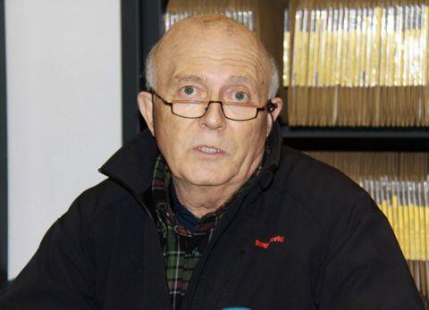 Paco García foi elixido novo presidente o luns á noite.