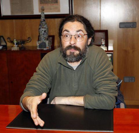 Antón Lois participará en la mesa redonda.