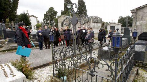 Ruta por el Patrimonio Funerario de Santiago