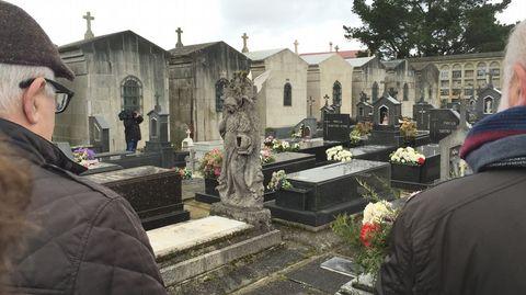Patrimonio funerario en Boisaca.