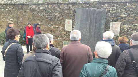 Monumento en homenaje a los fusilados durante la Guerra Civil