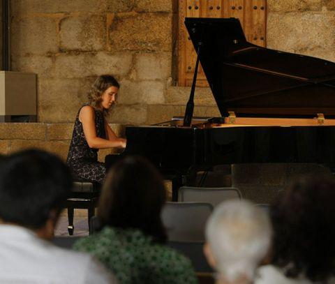 La pianista Alicia González ofrecerá un recital
