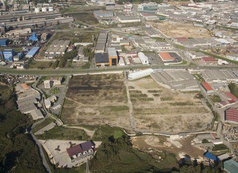 La Grela, centro de los malos olores, en el 2006