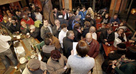 El restaurante Area Grande participa en «Menús Arte_Sáns».