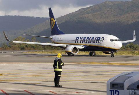 Ryanair y TAP son las dos compañías que se suman este año a las pistas de Peinador.