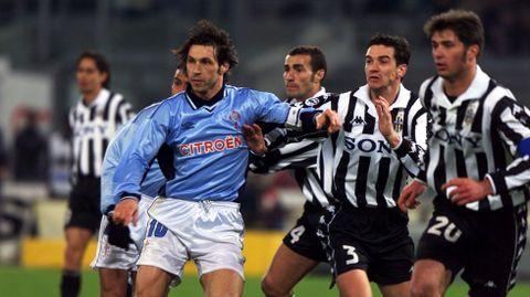 Ida frene a la Juventus, el cuarto rival al que eliminaría aquel Celta de Víctor Fernández esa temporada