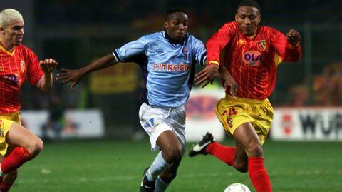 Frente al Lens los vigueses empataron a ceros en Balaídos y cayeron por la mínima en Francia (2-1)