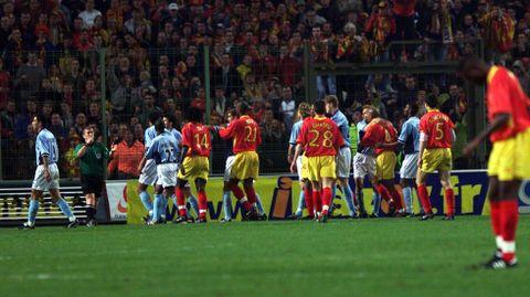 El Celta rozó las semifinales, pero cayó finalmente en cuartos