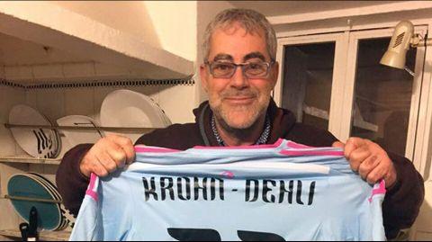 Cunha camiseta de Krohn-Dehli regalo duns amigos