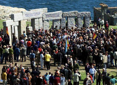 Un millar de personas acudieron al Campo da Rata
