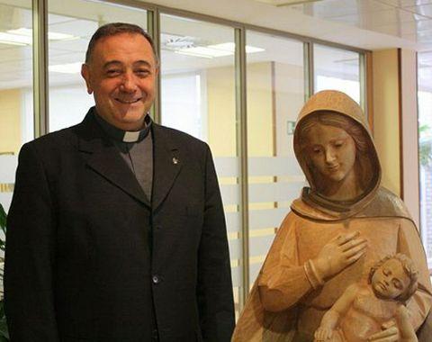 Luis Ángel de las Heras hará mañana su entrada en Ferrol.