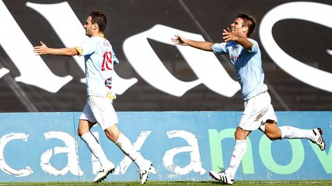 Sus goles fueron clave para el ascenso del 2012