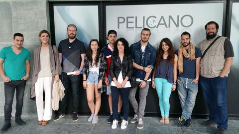 Bandas participantes en Presenta tu disco en Pelícano