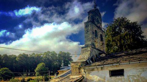 Iglesia de Santa María de Berducedo.Iglesia de Santa María de Berducedo
