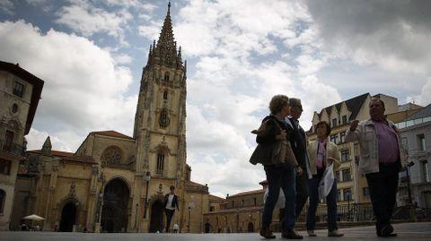La Catedral de Oviedo