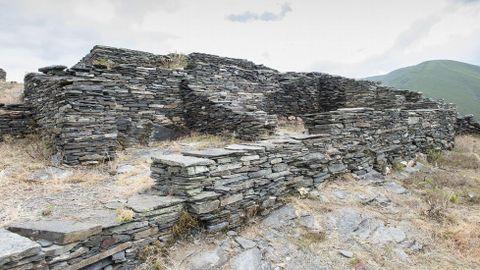 O traballo de desbroce foi supervisado por un arqueólogo