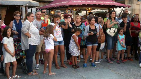 Feira Celta en Porto do Son