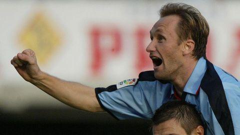 El centrocampista llegó a Vigo procedente del Salamanca