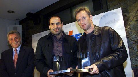 Giovanella y Manuel Pablo recibieron incluso reconocimientos por su ejemplo depsués de que una entrada fortuita del céltico causara una grave lesión al deportivista
