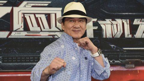 Jackie Chan con 54 millones de euros