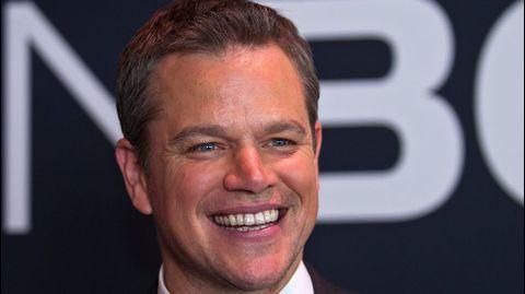 Matt Damon con 48,7 millones de euros