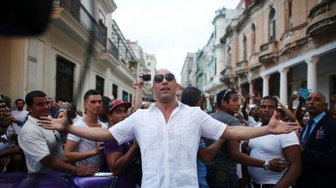 Vin Diesel con 31 millones de euros