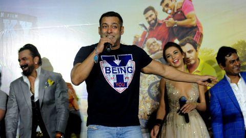 Salman Khan comparte el octavo puesto con Downey Jr. por 29,2 millones de euros