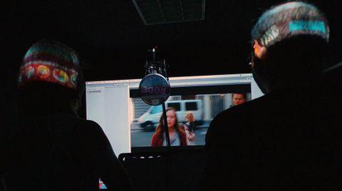 Doblaje en asturiano de la película «Orígen».Doblaje en asturiano de la película «Origen»