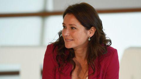 La actriz de «Borgen» Sidse Babett Knudsen abrió el Festival de San Sebastián con «La Doctora de Brest»