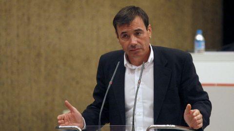 Tomás Gómez, Exsecretario General del PSOE de Madrid