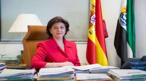María Ascensión Murillo, Vicesecretaria de la Ejecutiva del PSOE de Badajoz