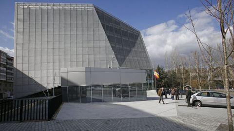 Ourense estrenó edificio judicial en el 2015