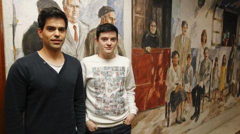 Basil Khalil escribió el premiado corto «Ave María» junto con Daniel Yañez, joven guionista con familia gallega.