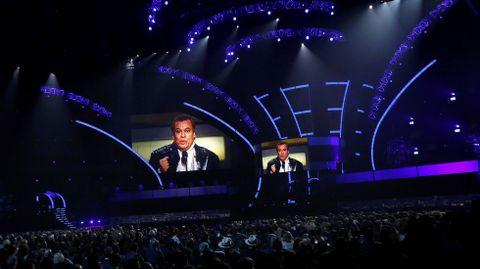 «Los Dúos 2», del fallecido Juan Gabriel, fue galardonado con el Álbum del año y Mejor Álbum Vocal Pop Tradicional