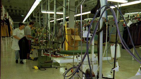 Fábrica textil.Fábrica textil