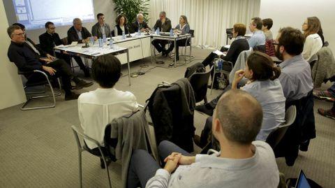 Los participantes en el encuentro destacaron la importancia de la ciencia básica.
