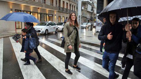 Paola María es la concejala de urbanismo