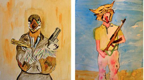 Javier Soto, «Yo maté a Gadafi»